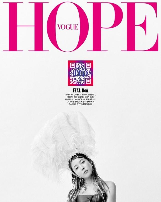 """Kỷ niệm 20 năm ca hát, SM đăng loạt ảnh """"công chúa"""" BoA kèm hashtag đầy tự hào ảnh 4"""
