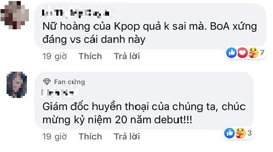 """Kỷ niệm 20 năm ca hát, SM đăng loạt ảnh """"công chúa"""" BoA kèm hashtag đầy tự hào ảnh 8"""