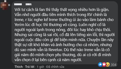 Cuộc chiến của fan quốc tế và netizen Hàn còn nóng hơn cả scandal lăng mạ của Irene ảnh 12