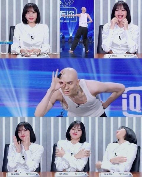 """Thí sinh """"Thanh Xuân Có Bạn"""" sở hữu vũ đạo đặc biệt khiến lão sư Lisa cũng muốn học ảnh 2"""
