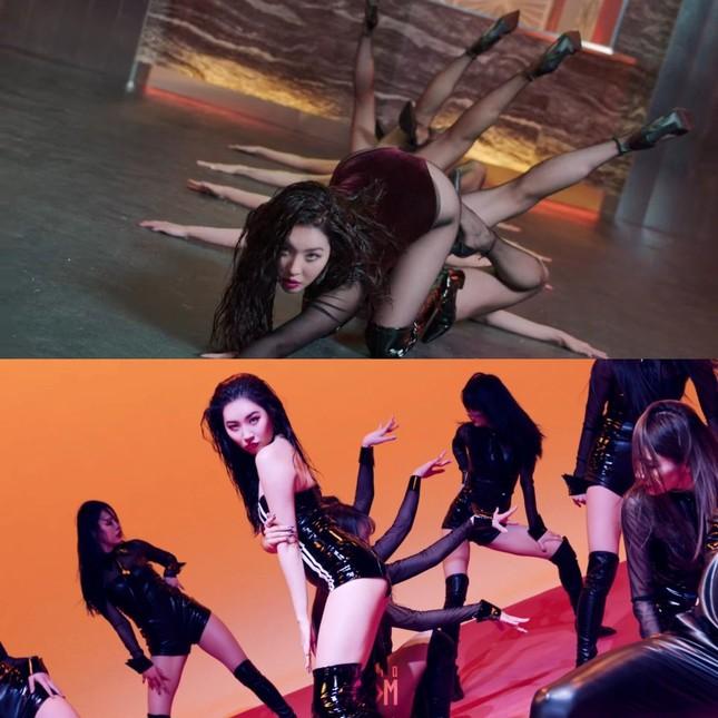 Vũ đạo trong MV mới của Sunmi gây tranh cãi: Là quyến rũ, nghệ thuật hay khiêu gợi quá đà? ảnh 1