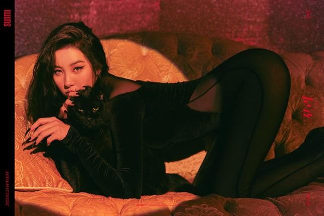 Vũ đạo trong MV mới của Sunmi gây tranh cãi: Là quyến rũ, nghệ thuật hay khiêu gợi quá đà? ảnh 3
