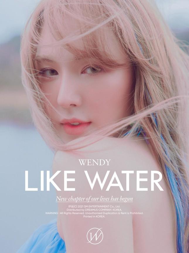 Wendy (Red Velvet) chốt ngày debut solo, công bố hình ảnh đầu tiên gây thương nhớ ảnh 1