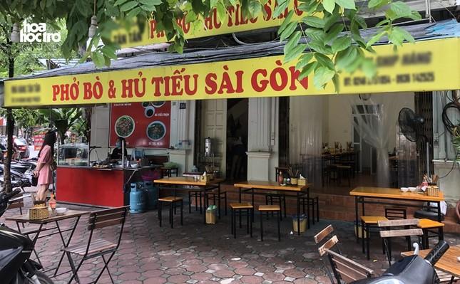 Hàng quán Hà Nội sau yêu cầu giãn cách: Nhiều quán quen của giới trẻ vắng khách ảnh 3