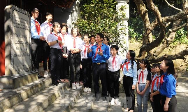 Chuỗi hành trình ý nghĩa của 334 đại biểu tham dự Đại hội Cháu ngoan Bác Hồ lần thứ IX ảnh 3