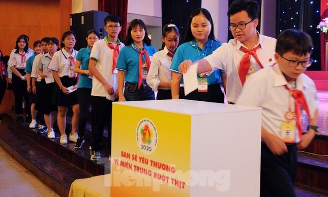 Chuỗi hành trình ý nghĩa của 334 đại biểu tham dự Đại hội Cháu ngoan Bác Hồ lần thứ IX ảnh 5