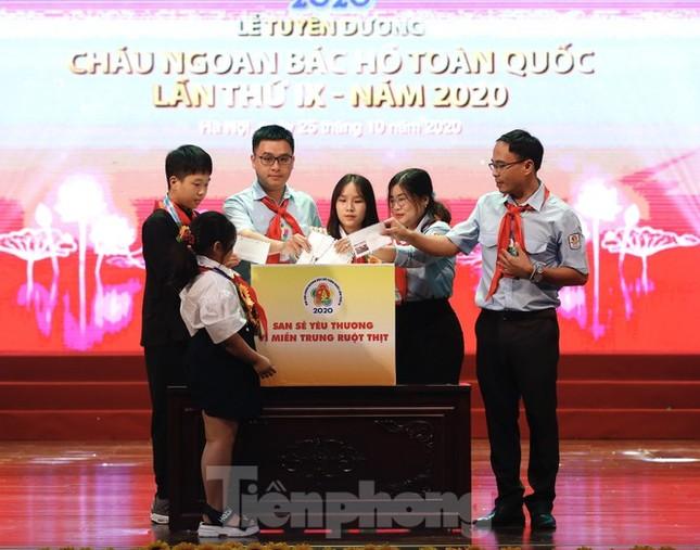 344 đại biểu xuất sắc nhận bằng khen tại Đại hội Cháu ngoan Bác Hồ toàn quốc lần thứ IX  ảnh 3