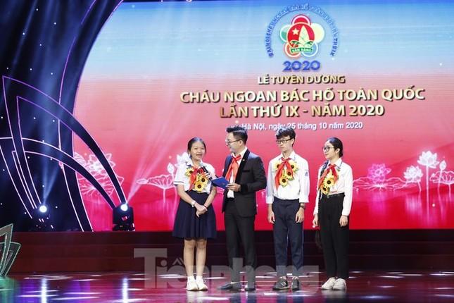 344 đại biểu xuất sắc nhận bằng khen tại Đại hội Cháu ngoan Bác Hồ toàn quốc lần thứ IX  ảnh 2