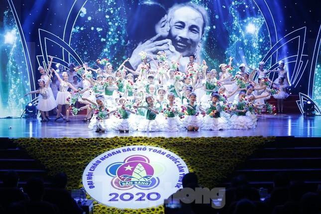344 đại biểu xuất sắc nhận bằng khen tại Đại hội Cháu ngoan Bác Hồ toàn quốc lần thứ IX  ảnh 1