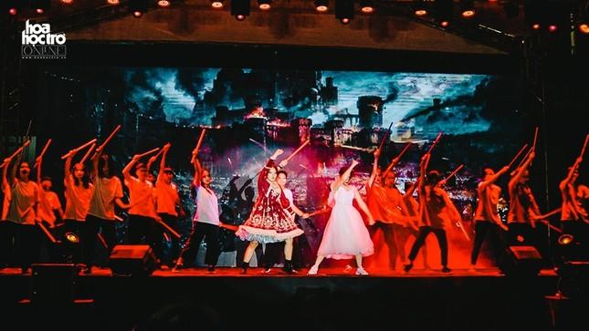 Dàn sao Rap Việt đổ bộ sân khấu CK Ngày Hội Anh Tài 2020, cái kết mãn nhãn cho Vương Khôi ảnh 3