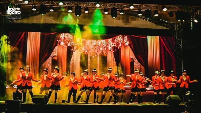Dàn sao Rap Việt đổ bộ sân khấu CK Ngày Hội Anh Tài 2020, cái kết mãn nhãn cho Vương Khôi ảnh 2