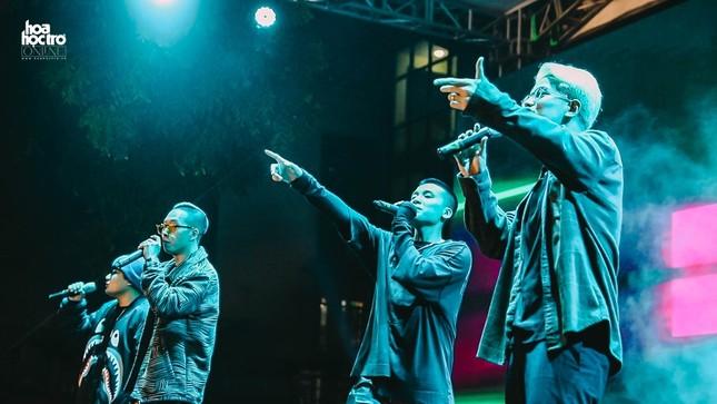 Dàn sao Rap Việt đổ bộ sân khấu CK Ngày Hội Anh Tài 2020, cái kết mãn nhãn cho Vương Khôi ảnh 4