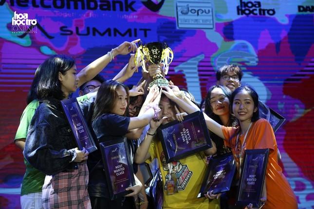 Dàn sao Rap Việt đổ bộ sân khấu CK Ngày Hội Anh Tài 2020, cái kết mãn nhãn cho Vương Khôi ảnh 10