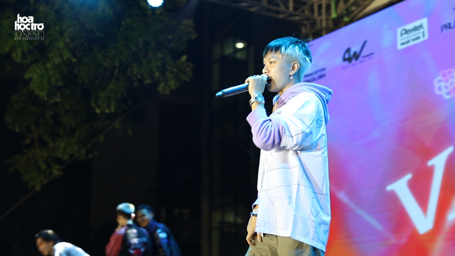 Dàn sao Rap Việt đổ bộ sân khấu CK Ngày Hội Anh Tài 2020, cái kết mãn nhãn cho Vương Khôi ảnh 6