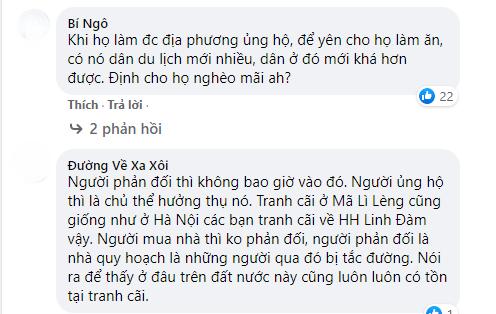 Tại sao diện mạo mới của Panorama Mã Pí Lèng (Hà Giang) khiến dân mạng tranh cãi gay gắt? ảnh 4