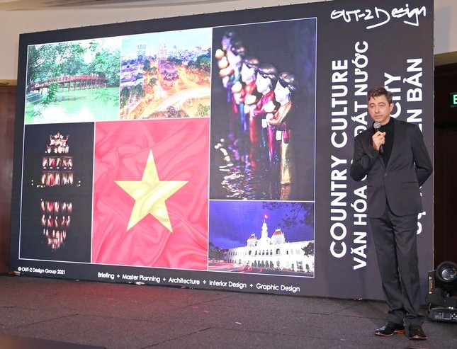 Gala trao giải Sinh viên Nội thất Việt Nam: Lộ diện những gương mặt tài năng trong cộng đồng thiết kế ảnh 2