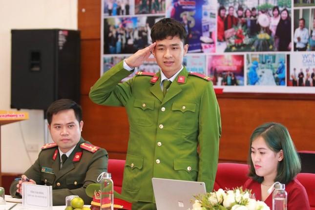 """Chiến sĩ cứu hỏa trong đề cử Gương mặt trẻ Việt Nam tiêu biểu: """"Sẵn sàng vì dân quên mình"""" ảnh 2"""