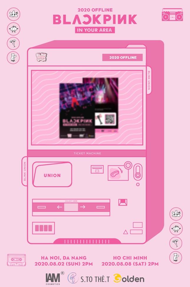 V-Blink tưng bừng chuẩn bị loạt dự án trước thềm kỉ niệm 4 năm ra mắt của BLACKPINK ảnh 3