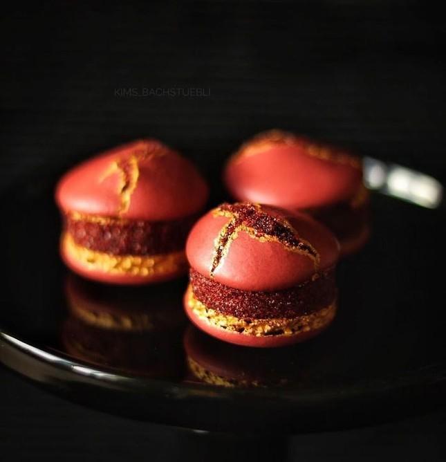 Những chiếc bánh Macaron siêu sang chảnh, đẹp đến mức không ai nỡ ăn ảnh 2