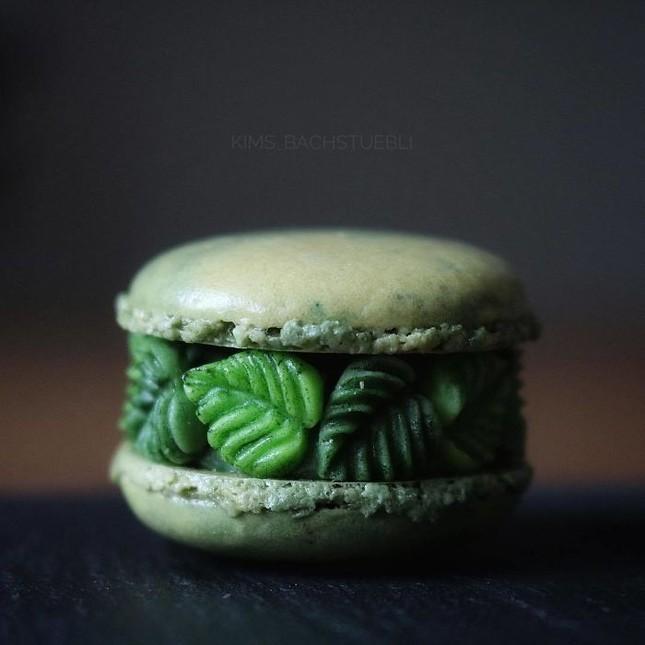 Những chiếc bánh Macaron siêu sang chảnh, đẹp đến mức không ai nỡ ăn ảnh 5
