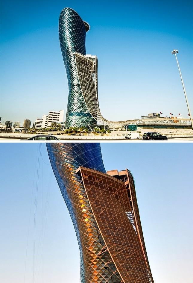 Những tòa nhà thiết kế dị nhất thế giới mà ai cũng ước ao được một lần check-in ảnh 6