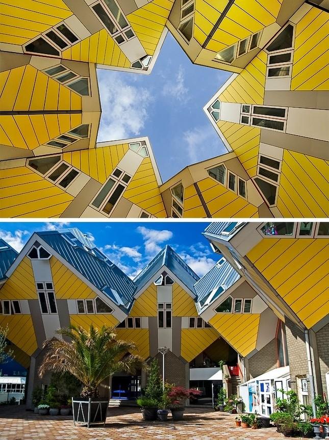 Những tòa nhà thiết kế dị nhất thế giới mà ai cũng ước ao được một lần check-in ảnh 2