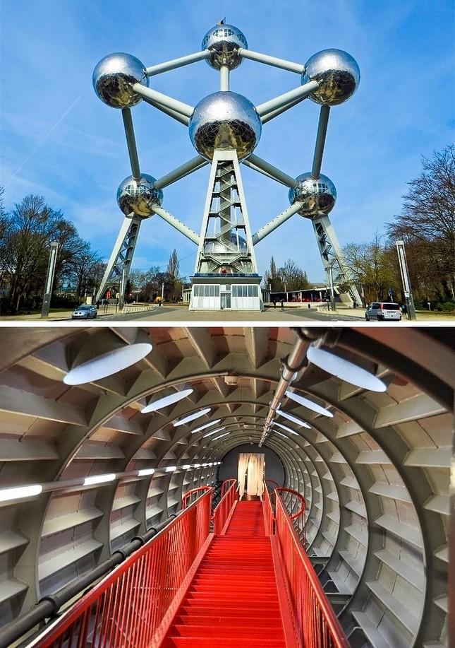 Những tòa nhà thiết kế dị nhất thế giới mà ai cũng ước ao được một lần check-in ảnh 4