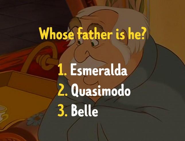 """Những câu hỏi khó nhằn đến """"fan cứng"""" nhà Disney cũng chưa chắc trả lời hết được ảnh 4"""