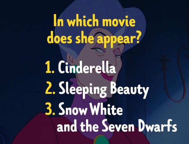 """Những câu hỏi khó nhằn đến """"fan cứng"""" nhà Disney cũng chưa chắc trả lời hết được ảnh 3"""