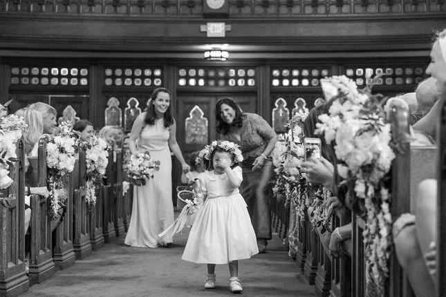 """Các """"thiên thần nhỏ"""" không hề thích đám cưới như người lớn vẫn tưởng đâu! ảnh 8"""
