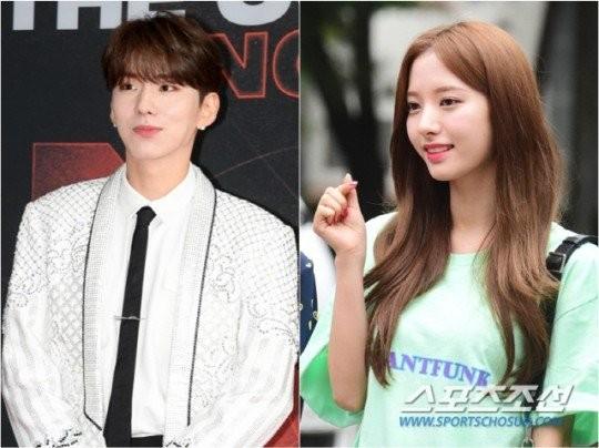 """Fan K-Pop ăn """"dưa bở"""", mừng hụt với cặp đôi Kihyun (MONSTA X) - Bona (WJSN) ảnh 1"""