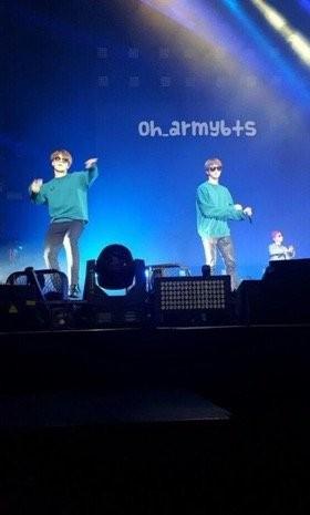 Nghe lý do Jin và Jimin mặc đồ giống nhau, bạn sẽ cảm động rớt nước mắt ảnh 2