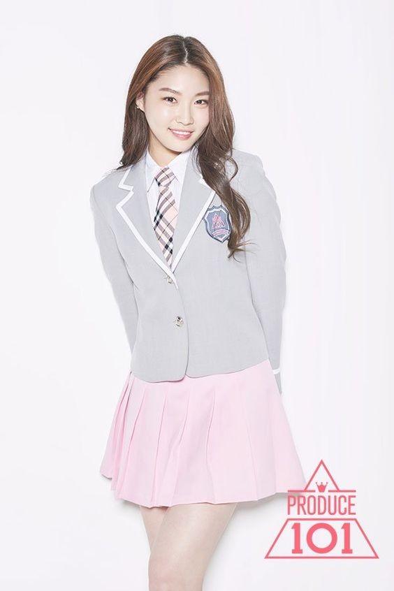 """Chungha: Từ thành viên bị lu mờ trong I.O.I đến """"Nữ hoàng K-Pop"""" thế hệ mới ảnh 1"""