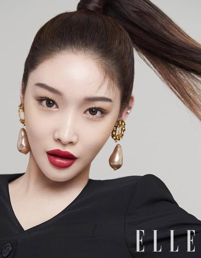 """Chungha: Từ thành viên bị lu mờ trong I.O.I đến """"Nữ hoàng K-Pop"""" thế hệ mới ảnh 6"""