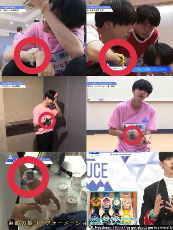 Một hành động nhỏ của nam idol này đã khiến Mnet không thể chơi trò cắt ghép ảnh 2