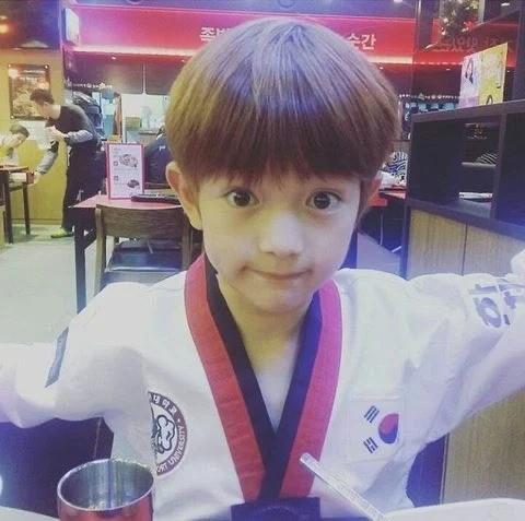 """Thực tập sinh 11 tuổi nhà SM khiến fangirl chỉ biết thốt lên: """"Bé ơi lớn nhanh chị chờ!"""" ảnh 5"""