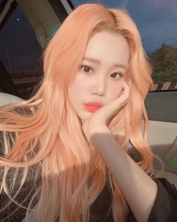 """JooE (Momoland) bị netizen kết tội """"lừa đảo"""" vì khoe ảnh thẻ xinh như búp bê ảnh 4"""