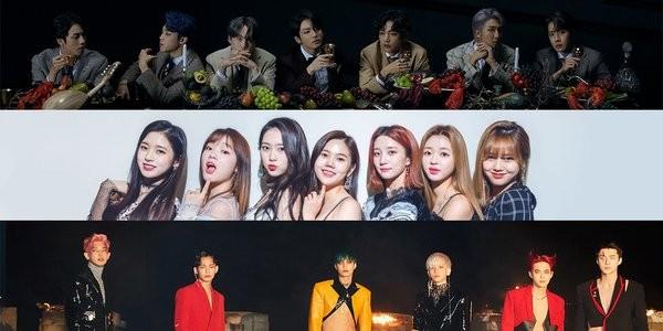 Thêm lý do để fan nổi cáu với nhà YG: BLACKPINK rớt khỏi Top 3 nhóm nhạc hàng đầu K-Pop ảnh 1