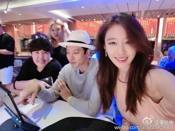 Tình cũ kịp kết hôn, sinh con rồi ly dị trong khi đó Jiyeon (T-ara) bao năm vẫn lẻ bóng ảnh 1