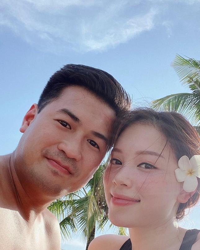 Sau ồn ào rạn nứt tình cảm, Phillip Nguyễn - Linh Rin lại ngọt ngào như mật ảnh 1