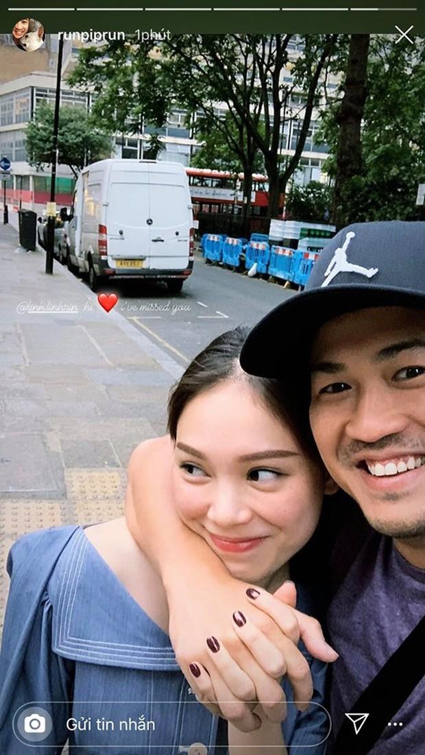 Sau ồn ào rạn nứt tình cảm, Phillip Nguyễn - Linh Rin lại ngọt ngào như mật ảnh 2