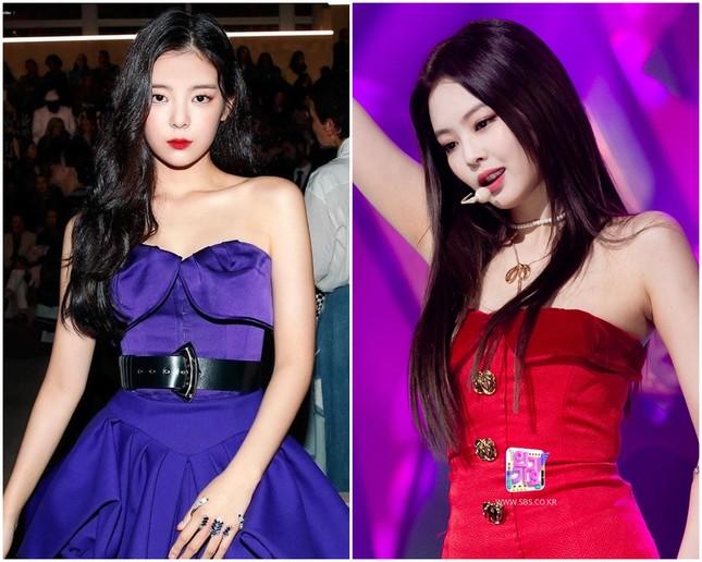 Thế nào là bờ vai đẹp chuẩn trong mắt người Hàn? Nhìn Jennie (BLACKPINK) là biết! ảnh 2