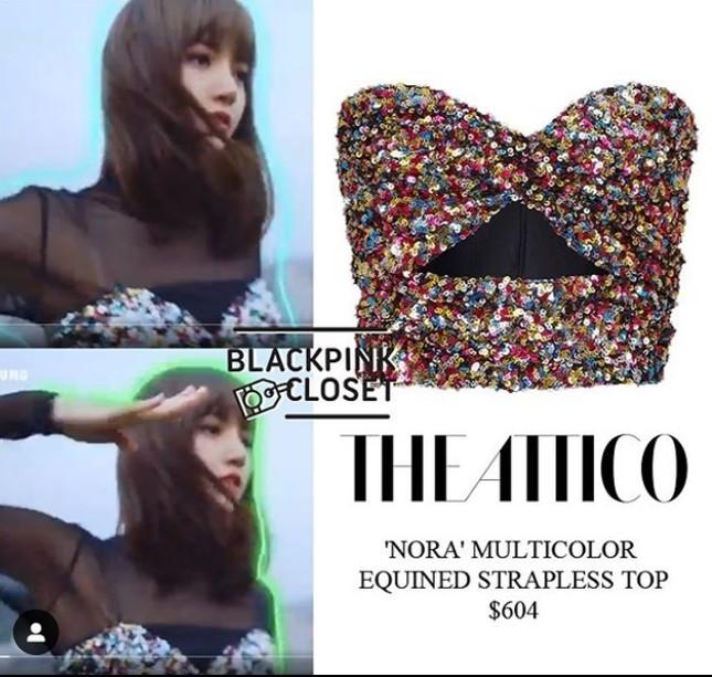 Ai cũng phải khen ngợi khi biết nguyên nhân khiến Lisa (BLACKPINK) mặc ngược chiếc áo này ảnh 6