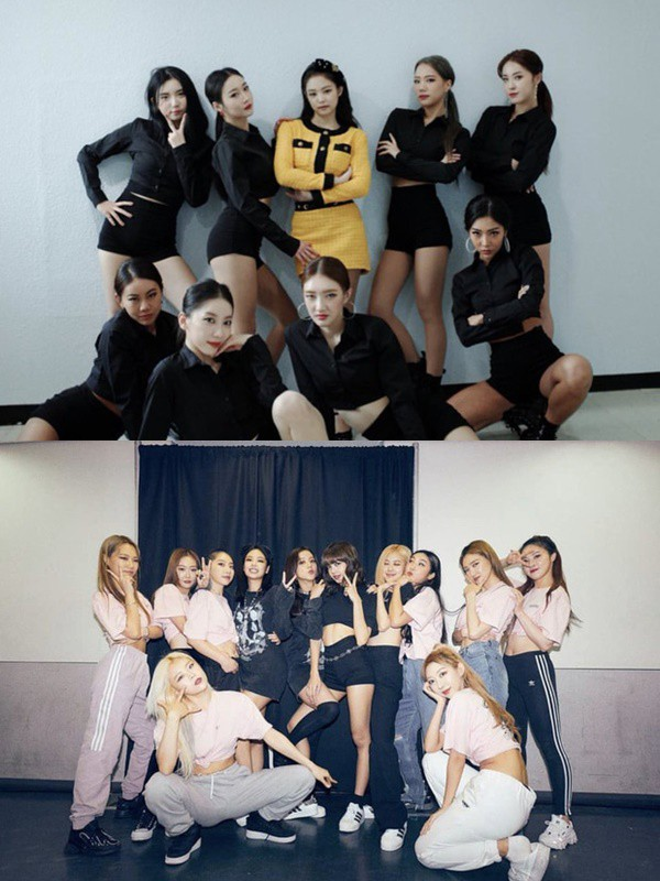 Tân binh số nhọ nhất K-Pop hóa ra lại là vũ công phụ họa của BLACKPINK ảnh 3