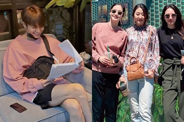 Thêm bằng chứng Lee Min Ho và Kim Go Eun dùng đồ đôi: Đã đến lúc công khai chuyện hẹn hò? ảnh 2