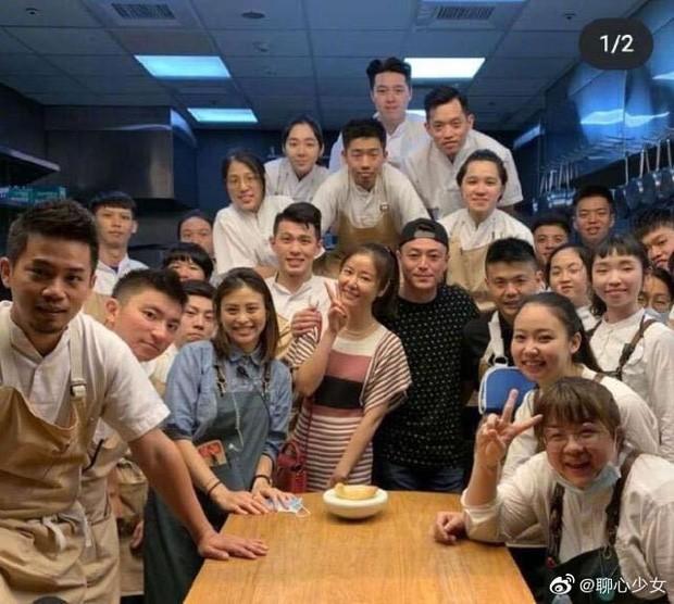 Càng khoe hạnh phúc, vợ chồng Lâm Tâm Như - Hoắc Kiến Hoa càng dính tin đồn ly hôn ảnh 3