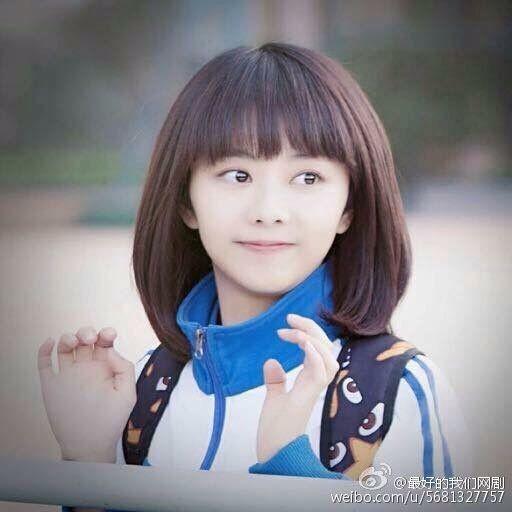 """Vì sao các """"nữ thần thanh xuân"""" phim Hoa ngữ đều chọn kiểu tóc quen thuộc này? ảnh 3"""