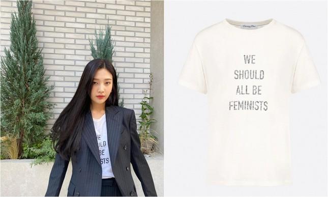 Chiếc áo thun này có gì bất thường mà khiến Joy (Red Velvet) bị chỉ trích dữ dội? ảnh 3