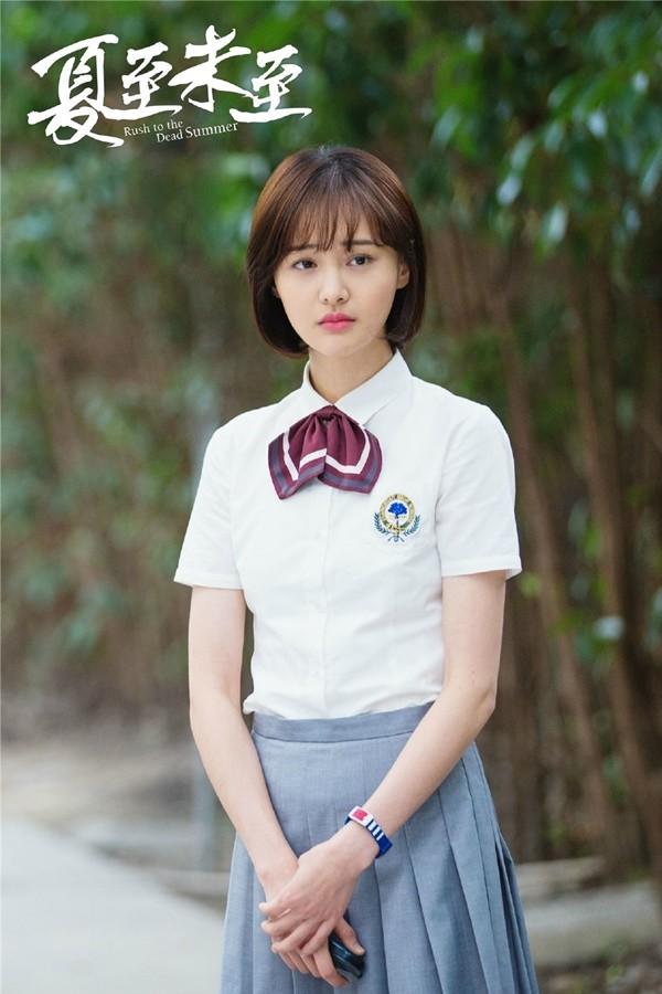 """Vì sao các """"nữ thần thanh xuân"""" phim Hoa ngữ đều chọn kiểu tóc quen thuộc này? ảnh 6"""