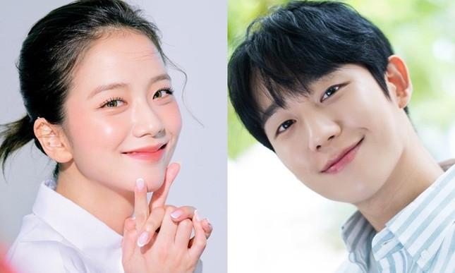 """Dàn cast của """"Snowdrop"""" khiến fan hài lòng: Jung Hae In sánh đôi cùng Jisoo BLACKPINK ảnh 2"""